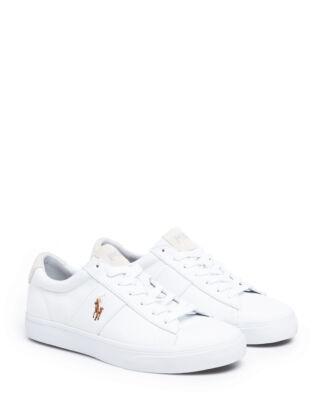Polo Ralph Lauren Sayer Sneakers White