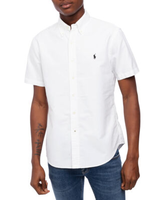 Polo Ralph Lauren Short Sleeve Polo Shirt White
