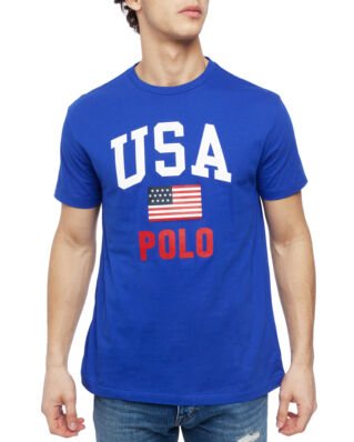 Polo Ralph Lauren Short Sleeve T-Shirt Cruise Royal