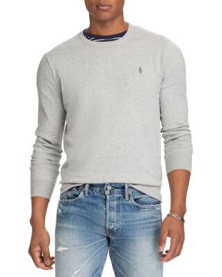 Polo Ralph Lauren Slim Fit Cotton Sweater Andover Heather