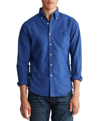 Polo Ralph Lauren Slim Fit Oxford Shirt Blue Yacht