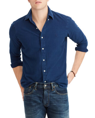 Polo Ralph Lauren Slim Fit Oxford Shirt Indigo
