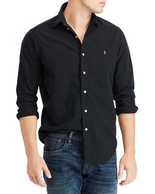 Polo Ralph Lauren Slim Fit Oxford Shirt Polo Black