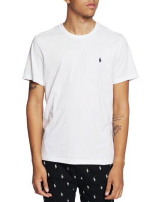 Polo Ralph Lauren S/S Crew Sleep Top White