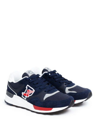 Polo Ralph Lauren Trackster 100 Trainer Navy/Authentic Navy