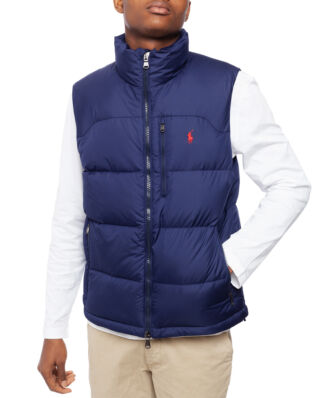 Polo Ralph Lauren Water-Repellent Down Gilet Cruise Navy