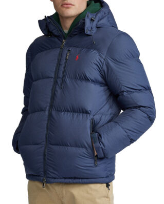 Polo Ralph Lauren Water-Repellent Down Jacket Cruise Navy