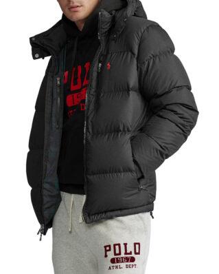 Polo Ralph Lauren Water-Repellent Down Jacket Polo Black