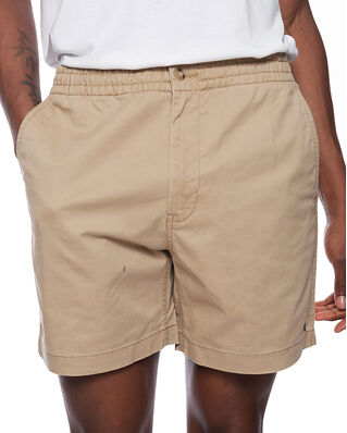 Polo Ralph Lauren Classic Fit Polo Flat Short Khaki