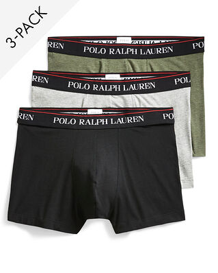 Polo Ralph Lauren Classic Trunk-3 Pack-Trunk Multi