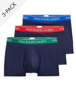 Polo Ralph Lauren Clssic Trunk-3 Pack-Trunk Multi