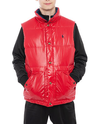 Polo Ralph Lauren Junior Hawthorn Vst-Outerwear-Vest Red