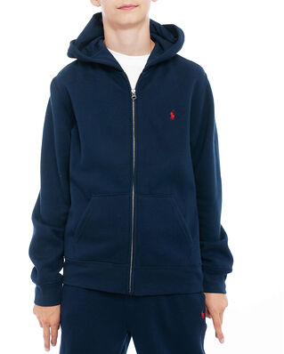 Polo Ralph Lauren Junior Fz Hood-Tops-Knit Cruise Nav