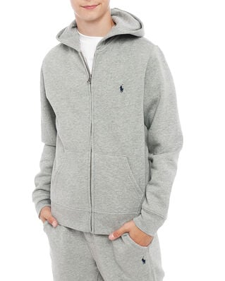 Polo Ralph Lauren Junior Fz Hood-Tops-Knit Dk Spt Htr
