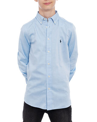 Polo Ralph Lauren Junior Slim Fit-Tops-Shirt Blue