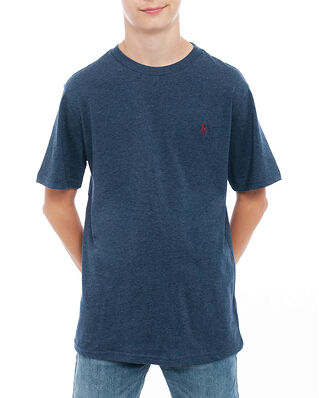 Polo Ralph Lauren Junior Ss Cn-Tops-T-Shirt Blue