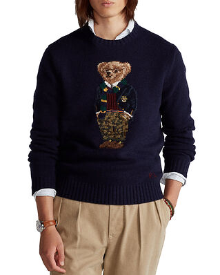 Polo Ralph Lauren Ls Cn-Long Sleeve-Sweater Multi