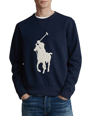Polo Ralph Lauren Lscnm18-Long Sleeve-Knit Aviatr Nvy