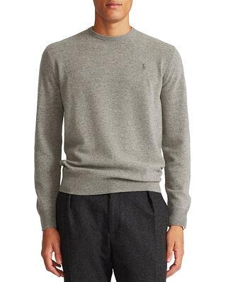 Polo Ralph Lauren Ls Cn Pp-Long Sleeve-Sweater Fawn Grey