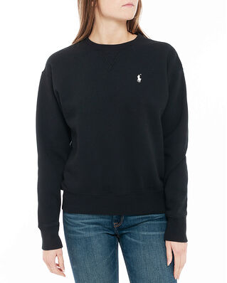 Polo Ralph Lauren Ls Po-Long Sleeve-Knit Black
