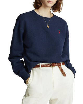 Polo Ralph Lauren Ls Po-Long Sleeve-Knit Navy