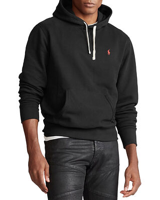 Polo Ralph Lauren Lspohood M2-Long Sleeve-Knit Black