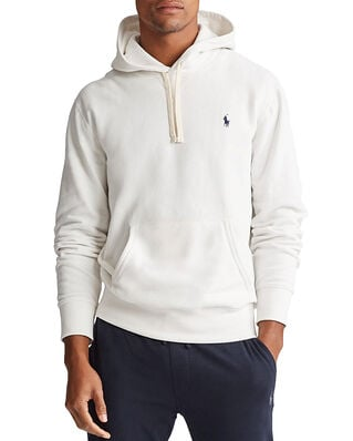 Polo Ralph Lauren Lspohood M2-Long Sleeve-Knit White