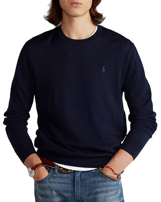 Polo Ralph Lauren Ls Sf Cn Pp-Long Sleeve-Sweater Blue