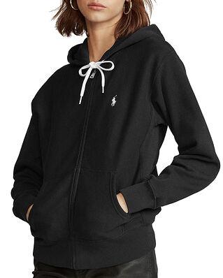Polo Ralph Lauren Ls Zip Hd-Long Sleeve-Knit Black