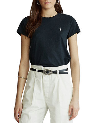 Polo Ralph Lauren Rl Tee W Pp-Short Sleeve-Knit Black