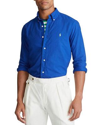 Polo Ralph Lauren Slbdppcs Long Sleeve Sport Shirt Blue