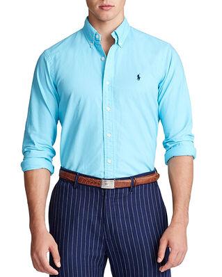 Polo Ralph Lauren Slbdppcs Long Sleeve Sport Shirt French Turquoise
