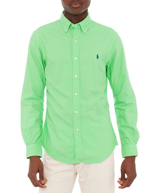 Polo Ralph Lauren Slbdppcs Long Sleeve Sport Shirt Green