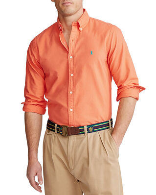 Polo Ralph Lauren Slbdppcs Long Sleeve Sport Shirt Orange