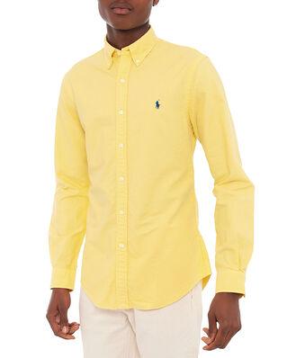 Polo Ralph Lauren Slbdppcs Long Sleeve Sport Shirt Yellow