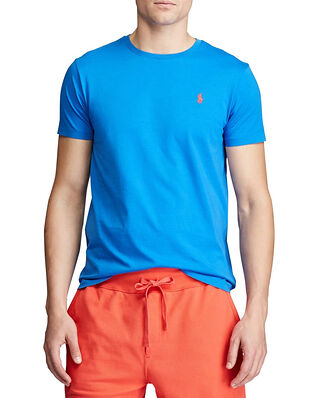 Polo Ralph Lauren Sscncmslm2 Short Sleeve T-Shirt Blue