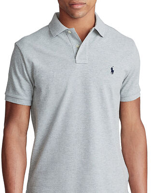 Polo Ralph Lauren Sskccmslm1-Short Sleeve-Knit Grey