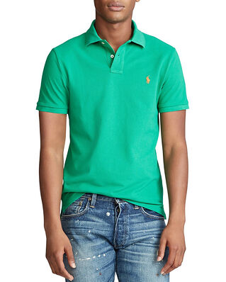 Polo Ralph Lauren Sskccmslm1 Short Sleeve Knit Green