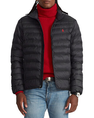 Polo Ralph Lauren Terra Jkt-Poly Fill-Jacket Black