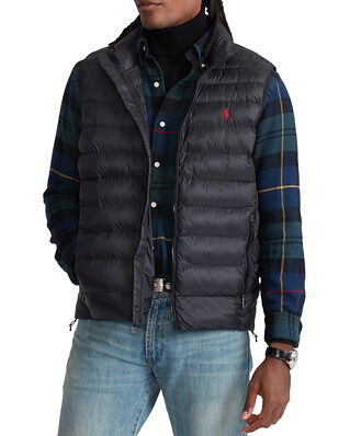 Polo Ralph Lauren Terra Vest-Poly Fill-Vest Black