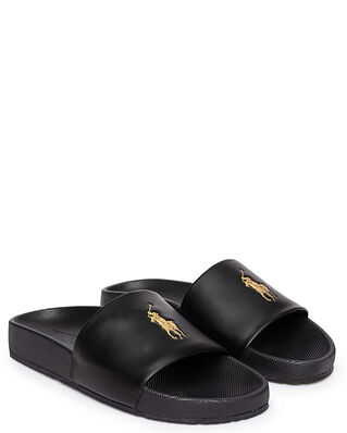 Polo Ralph Lauren Cayson Sandal Casual Black/Gold