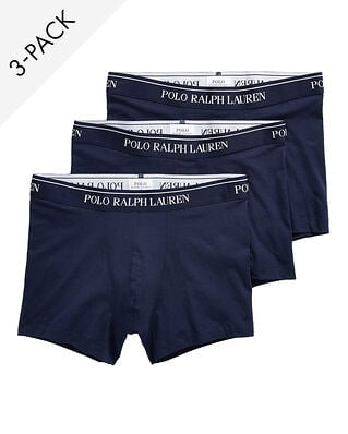 Polo Ralph Lauren Classic 3-Pack Trunk Multi