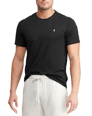 Polo Ralph Lauren S/S Crew Sleep Top Polo Black