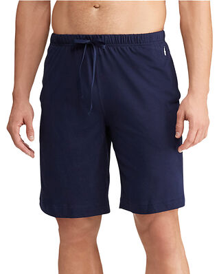 Polo Ralph Lauren Cotton Jersey Sleep Shorts Navy