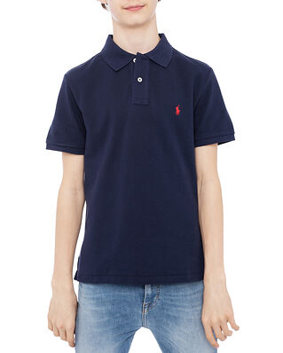 Polo Ralph Lauren Custom Fit-Tops-Knit French Navy