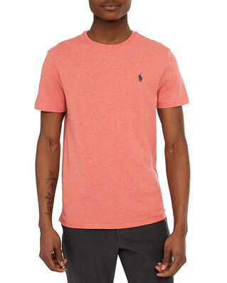 Polo Ralph Lauren Custom Slim Fit Crewneck T-Shirt Red