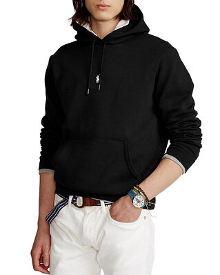 Polo Ralph Lauren Double-Knit Hoodie Black