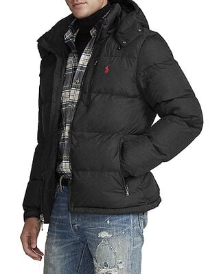 Polo Ralph Lauren El Cap Jkt-Down Fill-Jacket Black