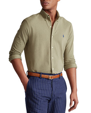 Polo Ralph Lauren Featherweight Mesh Shirt Green