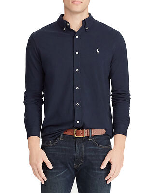 Polo Ralph Lauren Featherweight Mesh Shirt Navy